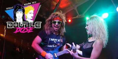 Double Dose 80s Party - The Brit Almaden
