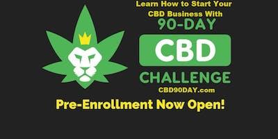90-Day CBD Challenge Learn How to Start - Cedar Rapids Iowa