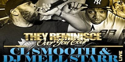 The Friday Night Pull Up With CL Smooth & Mell Starr Live