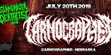 Slamdakota Midwest Death Fest at Bigs Bar Sioux Falls tickets