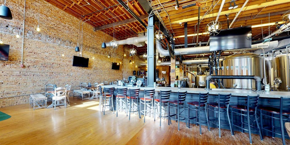 Uptown Brewing Companys Girls Night Out Meetup Wine Tasting