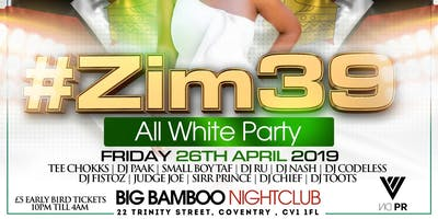 Zim All White Party