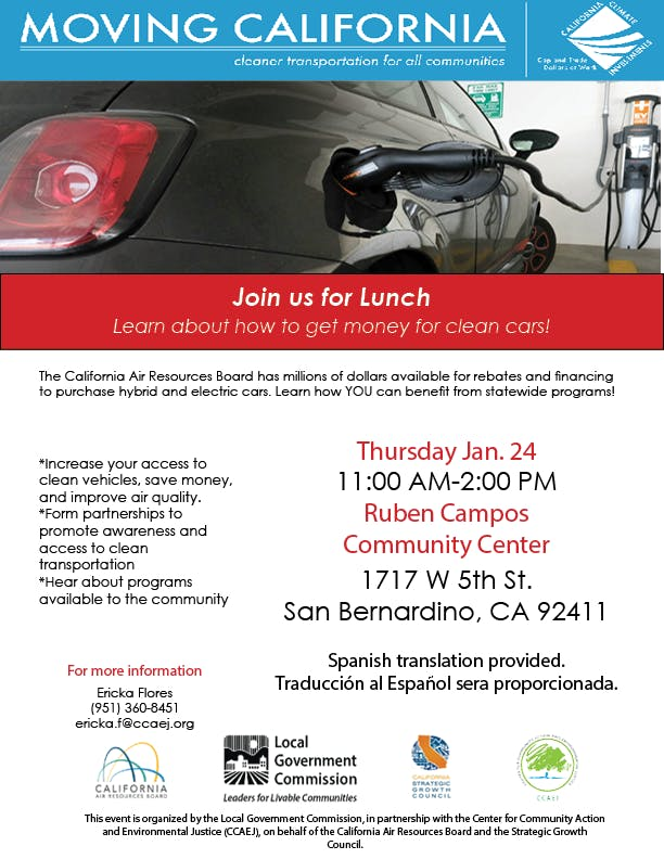 Join Us For Lunch Learn About How To Get Money Clean Cars