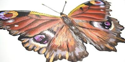 Butterflies that Shimmer: Acrylic Workshop