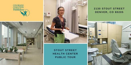 Stout Street Health Center Tour tickets