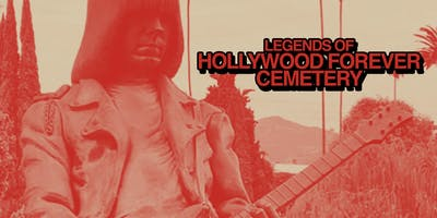 Legends of Hollywood Forever Cemetery Powerpoint and Book Signing
