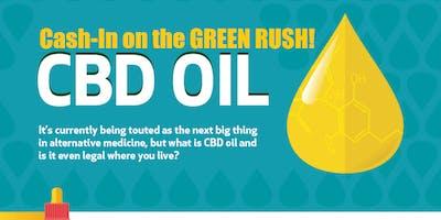 Cash-In on the Multi Billion Dollar GREEN RUSH! CBD Oil - Lexington Kentucky