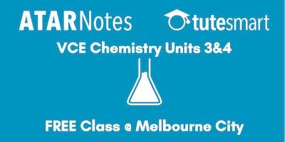 Free Chemistry 3&4 Class @ Melbourne Centre