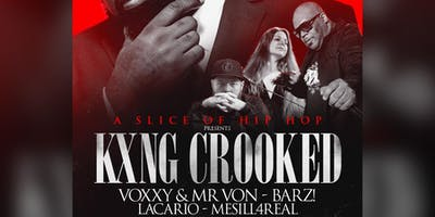KXNG Crooked @Slice of Hip Hop