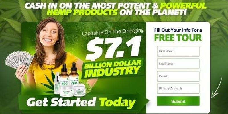 Make Money NOW with CBD/HEMP - Lexington Kent