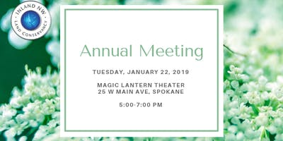 Inland NW Land Conservancy Annual Meeting