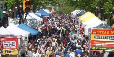 Cranford Street Fair & Craft Show