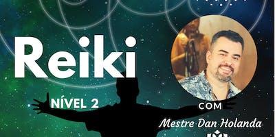CURSO REIKI 2 - A Transformação pessoal
