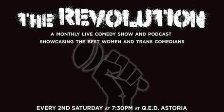 The Revolution tickets