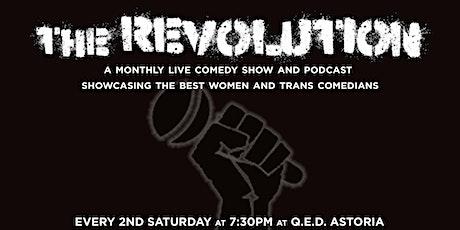 The Revolution tickets