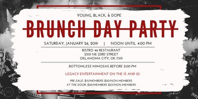 """Young, Black, & Dope"" Brunch Day Party"