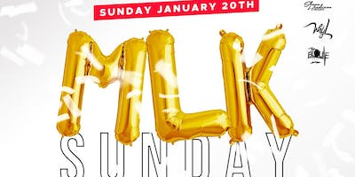 MLK SUNDAY | DAY PARTY @ Mojito Lounge Raleigh