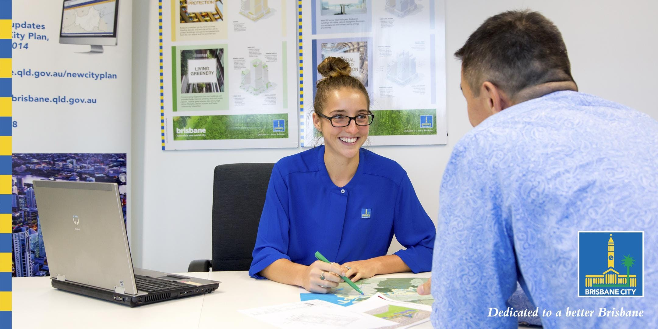 Talk to a Planner, Chermside - Afternoon sess
