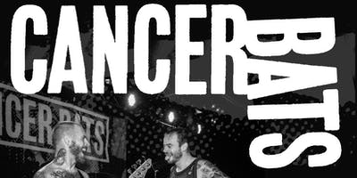 Cancer Bats: The Spark That Moves Tour - Diner Drugs/Dead Quiet/with Guests