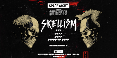 Space Yacht x Skellism: Set Me Free
