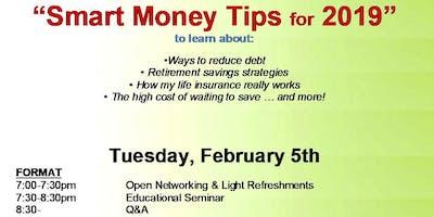 Smart Money Tips for 2019