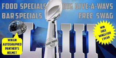 Super Bowl 53 Mega Party