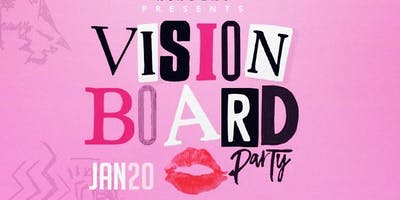 Boss Business Academy Vision Board Party