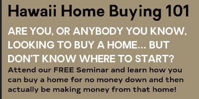 Hawaii Home Buying 101