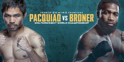 Pacquiao vs Broner :: Ring the Belle
