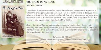 January Ladies' short reads club meeting