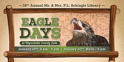 Eagle Days at Wyandotte County Lake