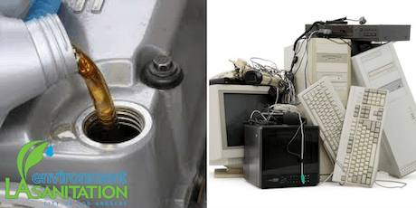 Jun. 29 - Recycle used oil & used oil filters and e-waste at Winnetka Rec. Center tickets