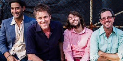 THE WHITLAMS 'Last drinks at the Morrison Hotel' Tour
