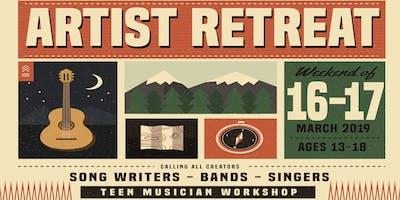 The Artist Bridge Musicians Retreat