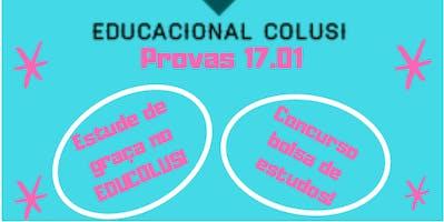 Concurso Bolsas De Estudo Educolusi 2019
