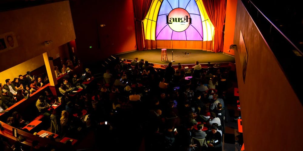 Image result for the laugh factory