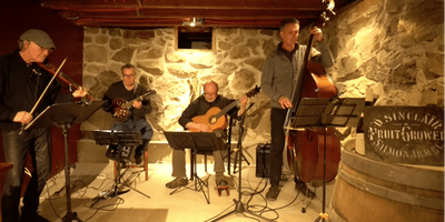 The Chorogues: House Concert at the Bird House