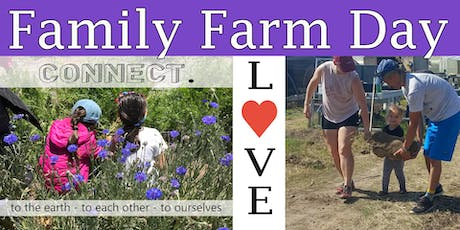 Family Farm Day: Seed Spectacular tickets