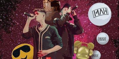 Max & Harvey - Coming Soon Tour Amsterdam - Meet & Greet Add On