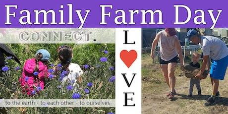 Family Farm Day Series tickets