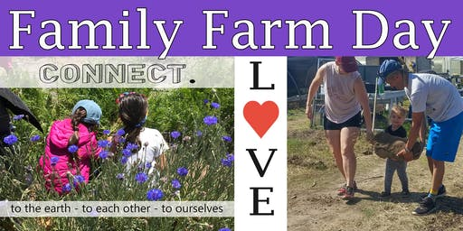 Family Farm Day Series