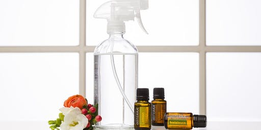 Green & Clean with Essential Oils