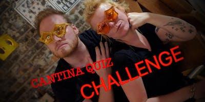 Cantina Quiz Challenge: trivia, caucho style