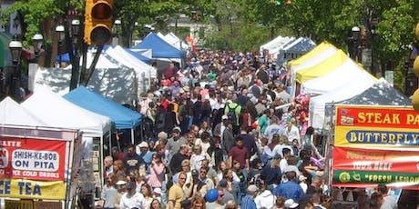 Nutley Street Fair & Craft Show tickets