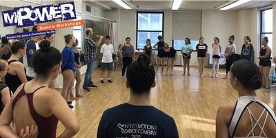 ENGAGE! MPower Dance Workshops 2019 NYC Summer Intensive