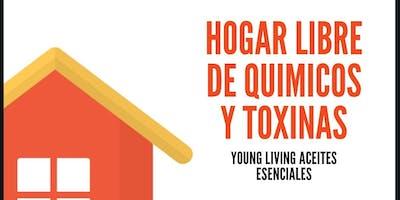 Hogar Libre de Químicos y Toxinas