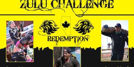 Zulu Challenge 2019 tickets