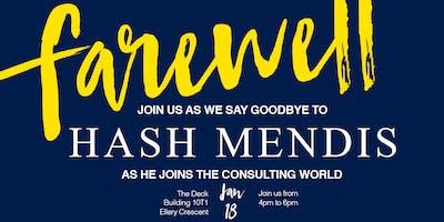 Farewell Hash!