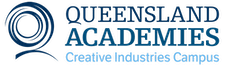 Queensland Academies Creative Industries Campus logo