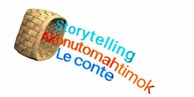 Storytelling Conference: single tickets June 5, June 7 and 8 2019